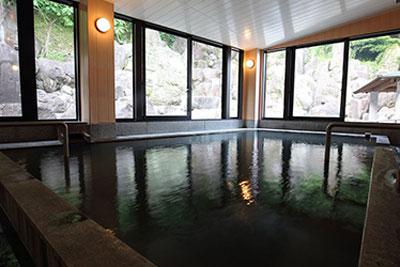 天然温泉「天空の湯」
