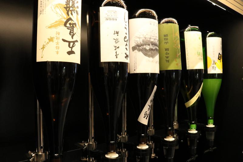 長崎・島原の旬の料理に寄り添う県内酒