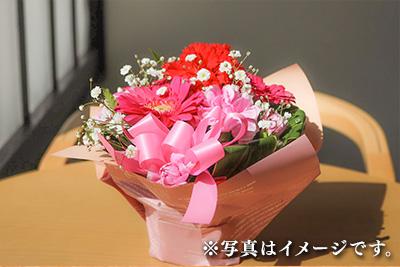 感謝を彩るお花たち。